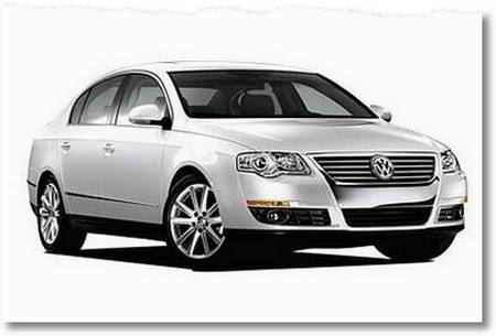 2007 Volkswagen Passat with review and picture
