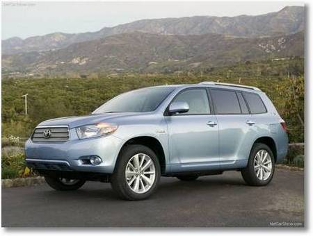 Toyota-Highlander Hybrid 2008 800x600 wallpaper 03
