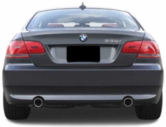 Picture 1 BMW 3 Series Coupe Front View