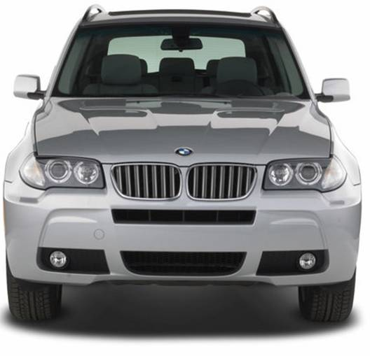 2007 BMW X3 Review and Pictures