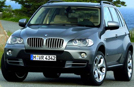 2007 BMW X5 Review and Pictures