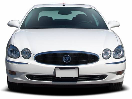 2007 Buick LaCrosse Review and Pictures