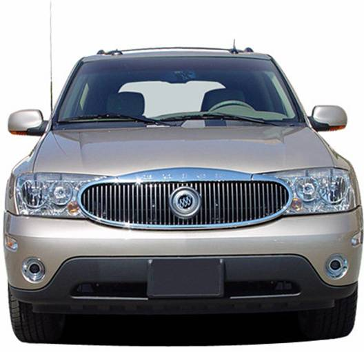 2007 Buick Rainier Review and Pictures