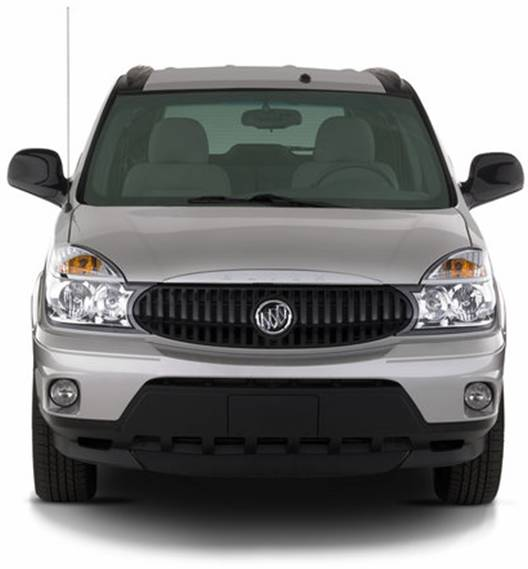 2007 Buick Rendezvous Review and Pictures