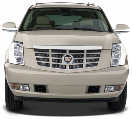 2007 Cadillac Escalade ESV Review and Pictures