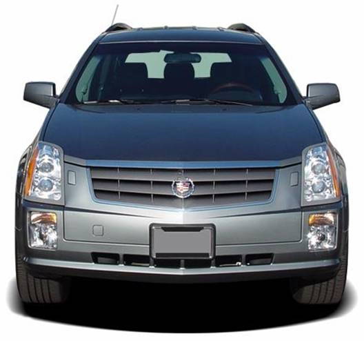 2007 Cadillac SRX Review and Pictures