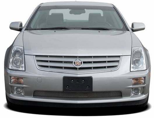 2007 Cadillac STS Review and Pictures