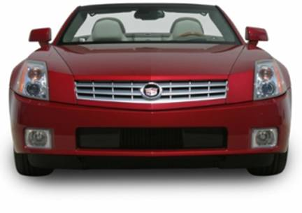 2007 Cadillac XLR Review and Pictures
