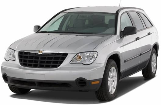2007 Chrysler Pacifica Review and Pictures