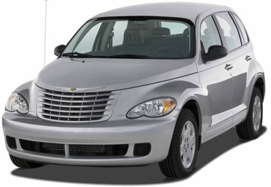 2007 Chrysler PT Cruiser Review and Pictures