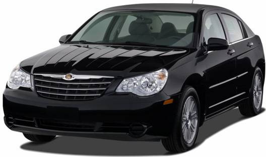 2007 Chrysler Sebring Sedan Review and Pictures