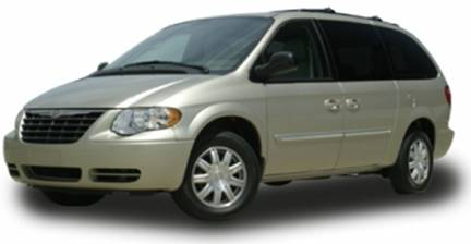2007 Chrysler Town & Country LWB Review and Pictures