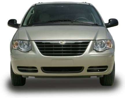 2007 Chrysler Town & Country SWB Review and Pictures