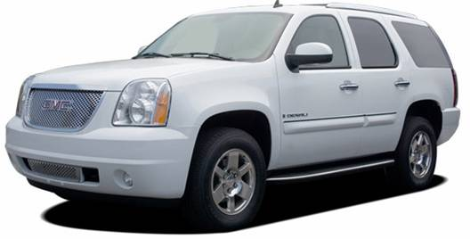 2007 GMC Yukon Denali Review and Pictures