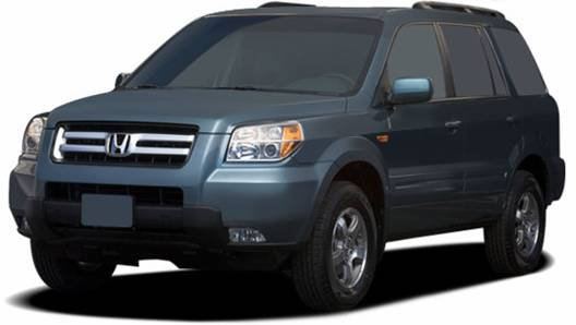 2007 Honda Pilot Review And Pictures