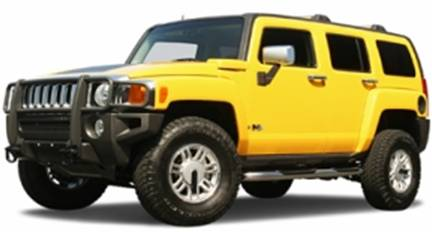 2007 HUMMER H3 SUV Review and Pictures