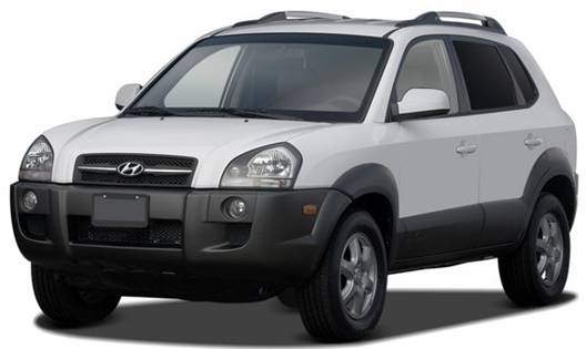 2007 Hyundai Tucson Review and Pictures
