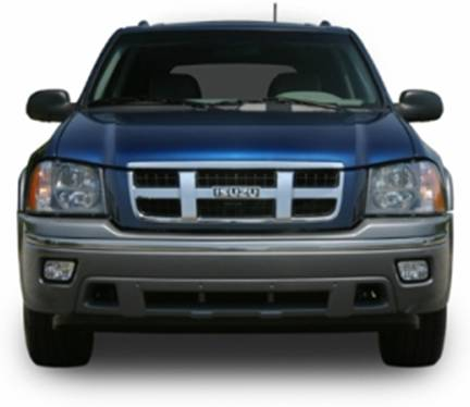 2007 Isuzu Ascender 5-Passenger Review and Pictures