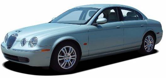 2007 Jaguar S-Type Review and Pictures
