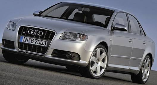 2008 Audi S4 Review and Pictures