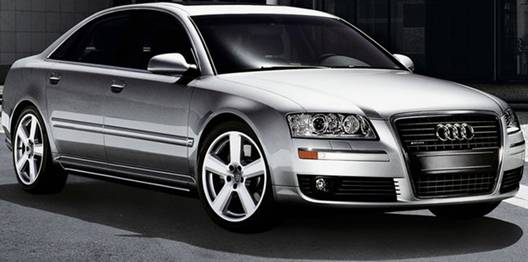 2008 Audi S8 Review and Pictures