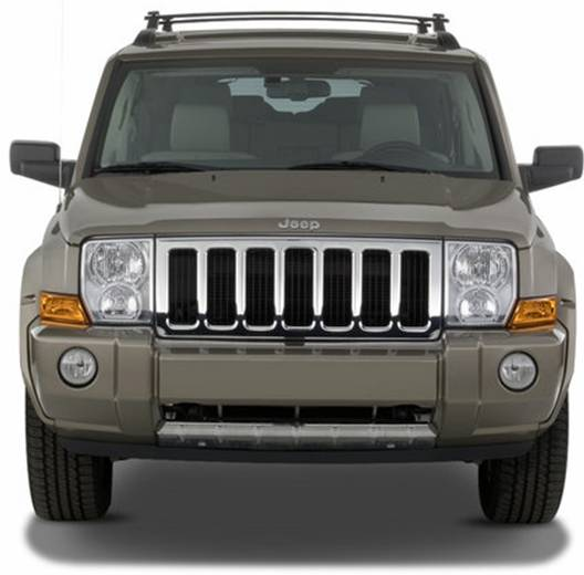 2007 Jeep Commander Review and Pictures