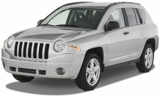 2007 Jeep Compass Review and Pictures
