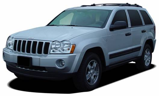 2007 Jeep Grand Cherokee Review and Pictures
