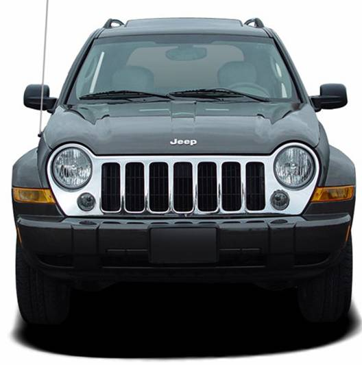 2007 Jeep Liberty Review and Pictures