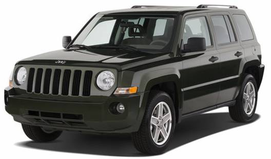 2007 Jeep Patriot Review and Pictures