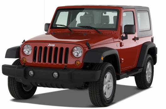 2007 Jeep Wrangler Review and Pictures