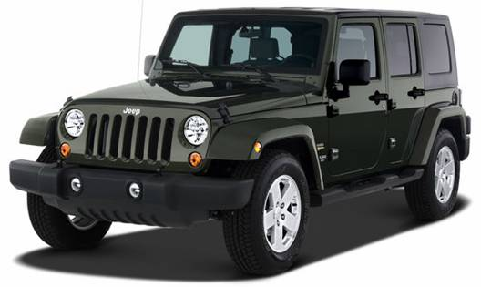 2007 Jeep Wrangler Unlimited Review and Pictures