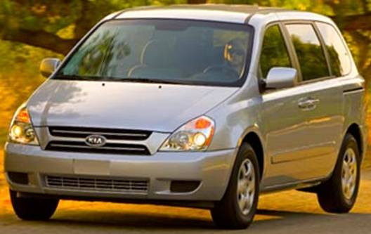 2007 Kia Sedona Review and Pictures
