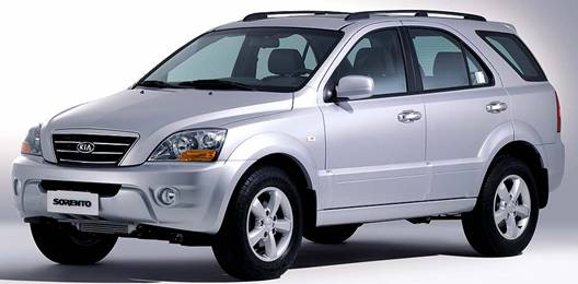 2007 Kia Sorento Review And Pictures