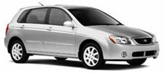 2007 Kia Spectra5 Review and Pictures