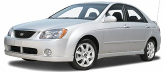 2007 Kia Spectra Review and Pictures