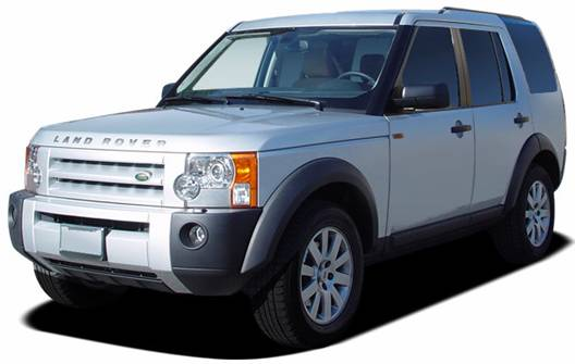 2007 Land Rover LR3 Review and Pictures