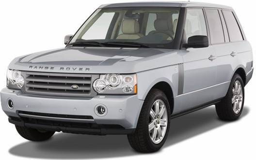 2007 Land Rover Range Rover Review and Pictures