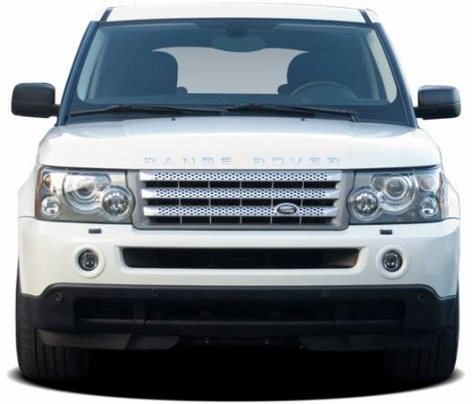 2007 Land Rover Range Rover Sport Review and Pictures