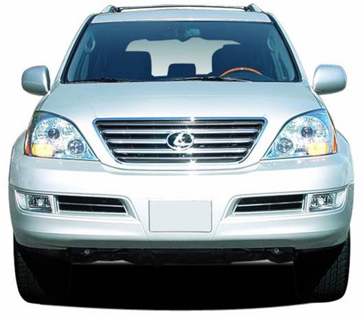 2007 Lexus GX 470 Review and Pictures