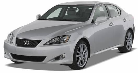 2007 Lexus IS 350 Review and Pictures