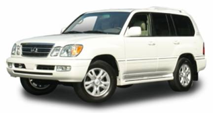 2007 Lexus LX 470 Review and Pictures