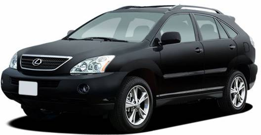 2007 Lexus RX 400h Review and Pictures