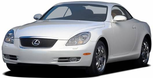 2007 Lexus SC 430 Review and Pictures