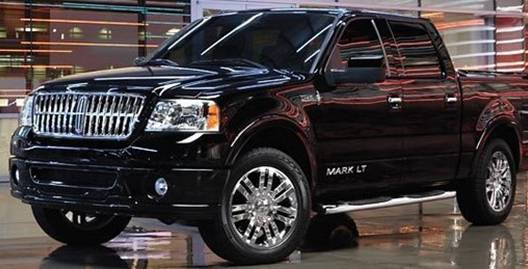 2007 Lincoln Mark LT Review and Pictures
