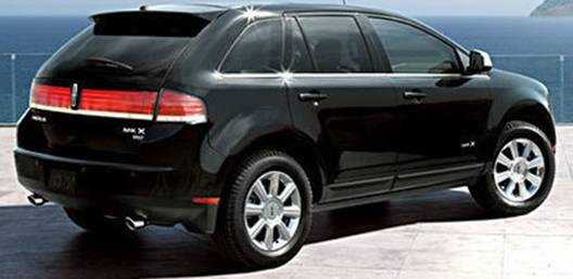 2007 Lincoln MKX Review And Pictures