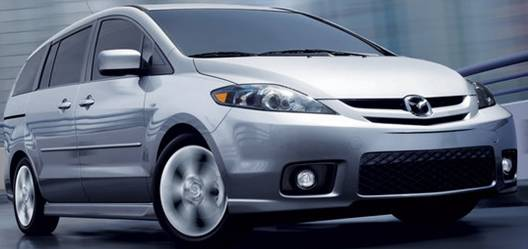 2007 Mazda MAZDA5 Review and Pictures