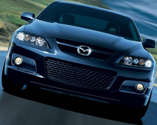 2007 Mazda MAZDASPEED6 Review and Pictures