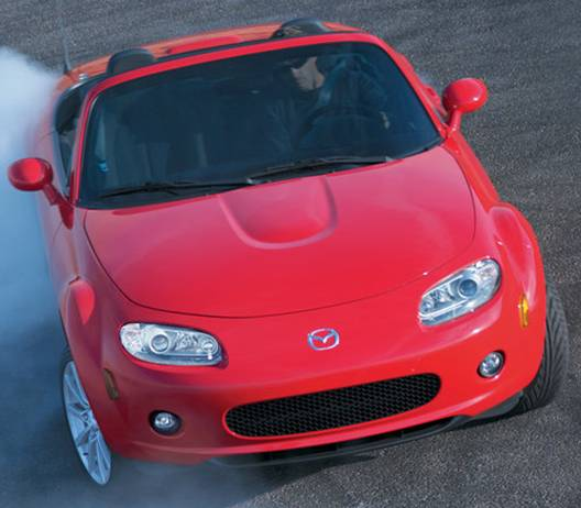2007 Mazda MX-5 MIATA Review and Pictures