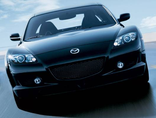 2007 Mazda RX-8 Review and Pictures